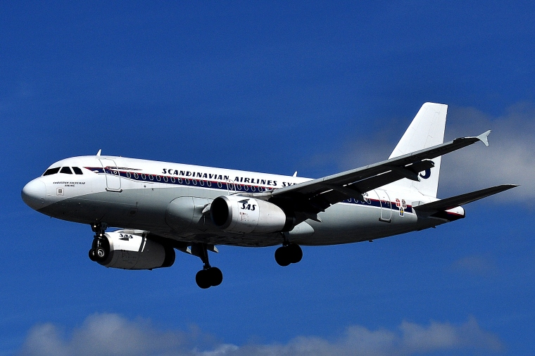Airbus A319-131 - Scandinavian Airlines - SAS (OY-KBO)