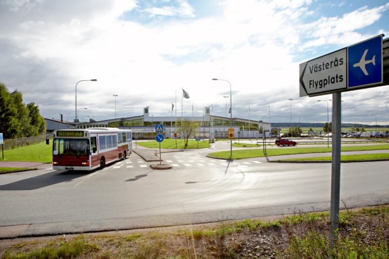 Transporte-Aeropuerto-Västeras