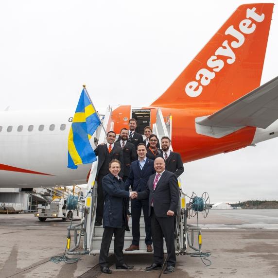 easyJet Stockholm Arlanda