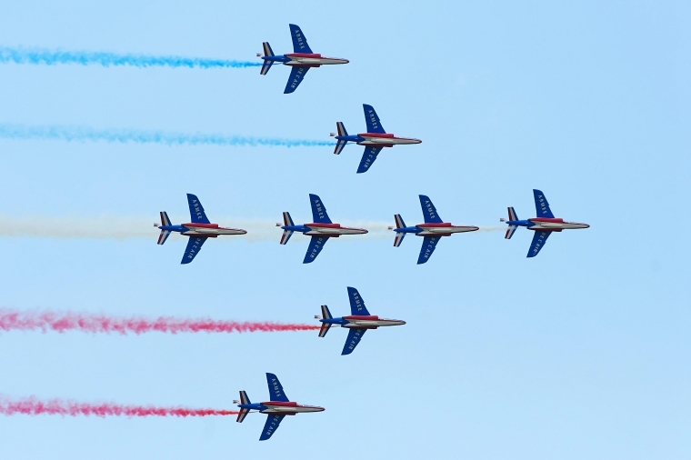 Patrouille_de_France_fleche_Paris_Air_Show_2009-06-21