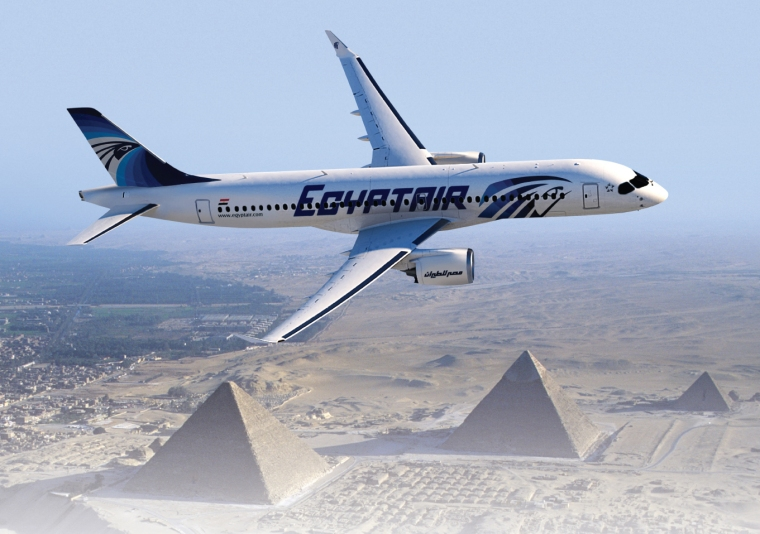 egyptairCSeries