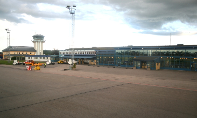 Norrköping_Airport