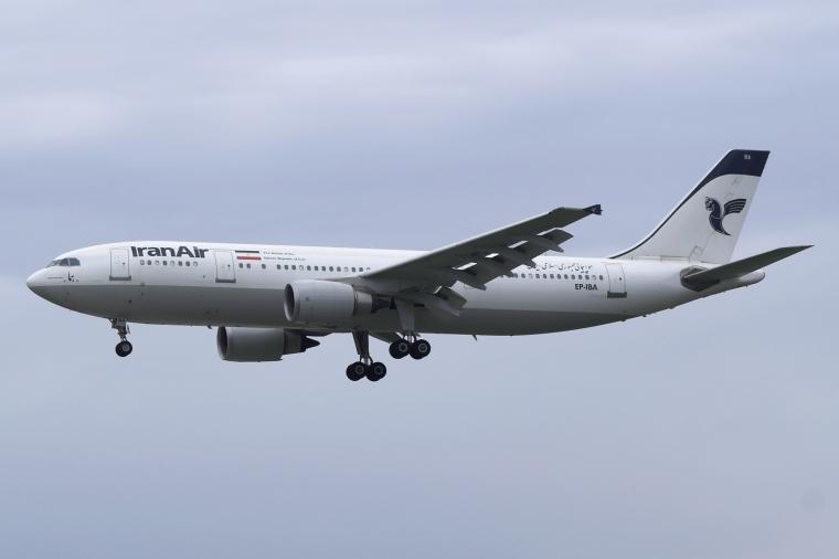 Iran_Air_A300-600_EP-IBA