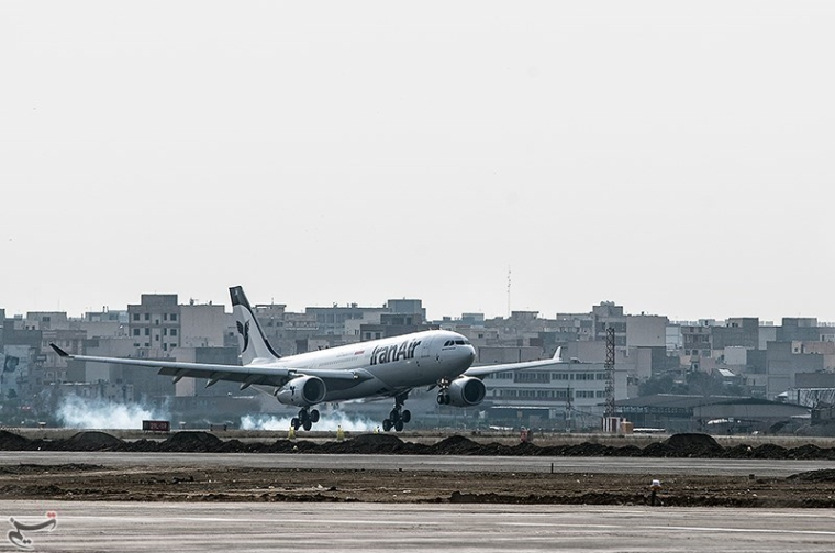Arrival_of_Iran_Air_Airbus_A330-200_(EP-IJA)_at_Mehrabad_International_Airport_(6)