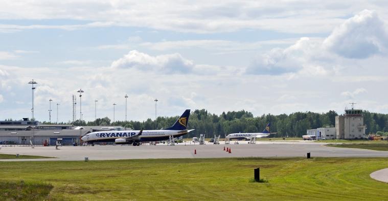 Skavsta_flygplats_Ryanair